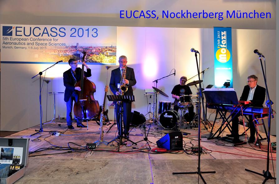 EUCASS Nockherberg auftrittstermine der jazzband mofazz