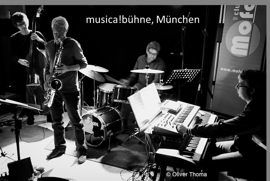 musica!bühne auftrittstermine der jazzband mofazz