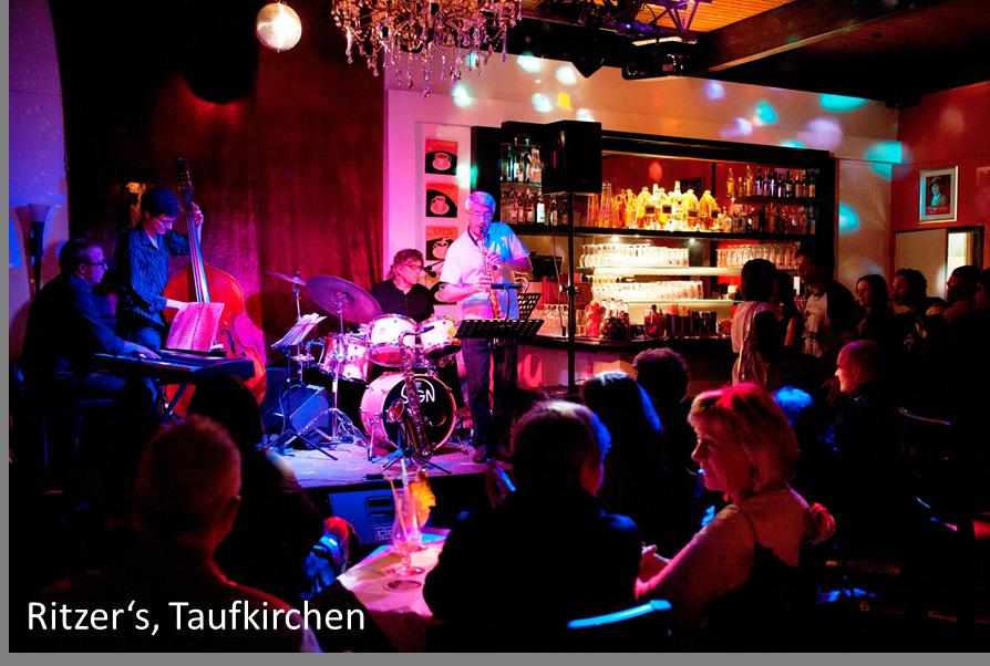 Ritzer's Taufkirchen auftrittstermine der jazzband mofazz