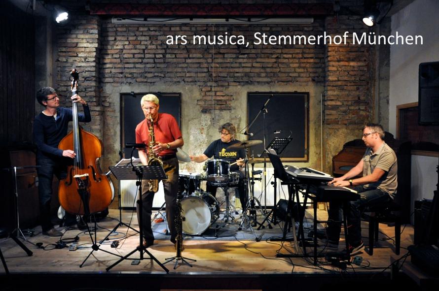 ars musica münchen auftrittstermine der jazzband mofazz