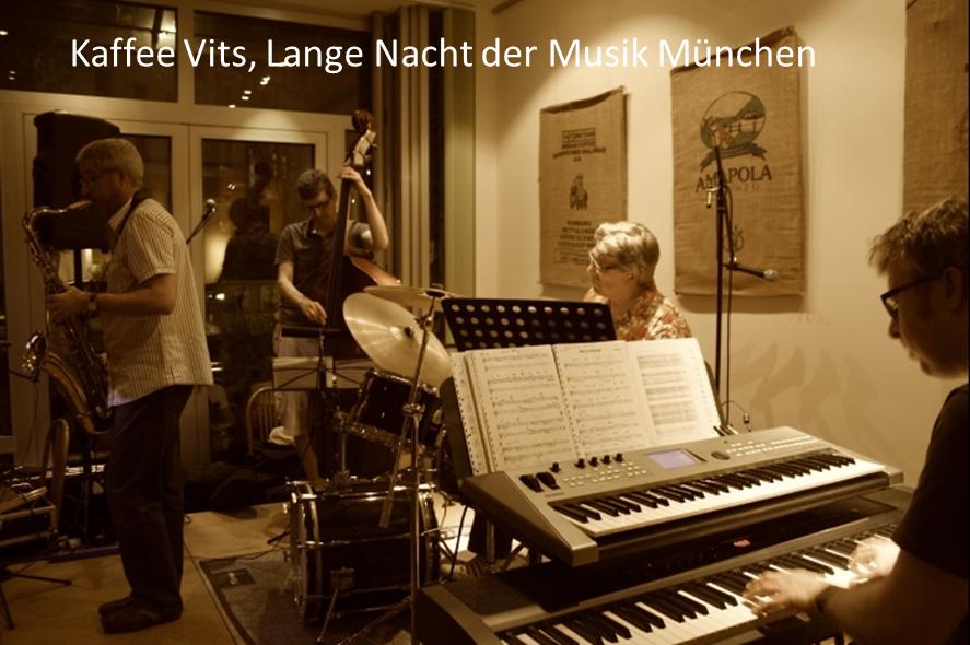Lange Nacht der Musik München auftrittstermine der jazzband mofazz